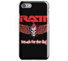 Ratt Reach for the Sky iPhone Case/Skin