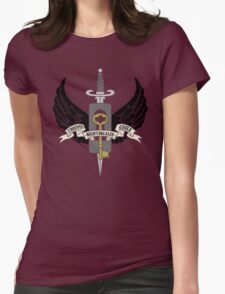 Nightingales Womens Fitted T-Shirt