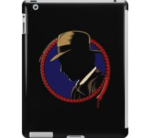 Hardboiled Professor iPad Case/Skin