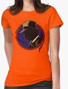 Hardboiled Professor Womens Fitted T-Shirt