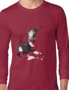 WORLD'S BATS DETECTIVE Long Sleeve T-Shirt