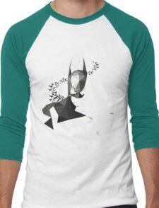 WORLD'S BATS DETECTIVE Men's Baseball ¾ T-Shirt