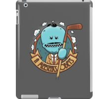 A Meeseeks Obeys iPad Case/Skin