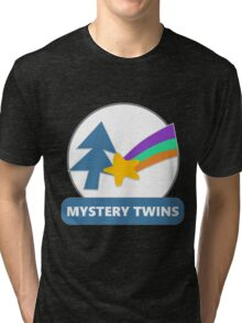 Mystery Twins Emblem Tri-blend T-Shirt