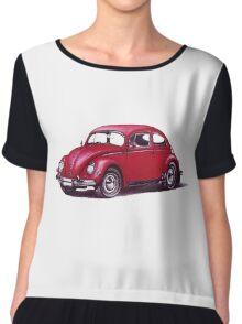 Volkswagen Beetle 1957. Chiffon Top