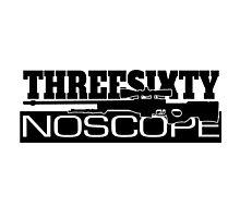 CounterStrike 360 NoScope AWP Photographic Print