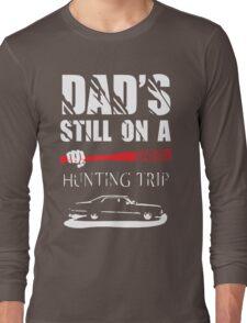 Negan Winchester's Hunt Trip Long Sleeve T-Shirt