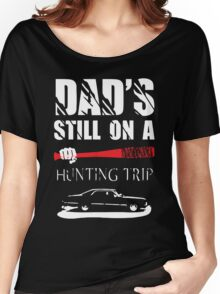 Negan Winchester's Hunt Trip Women's Relaxed Fit T-Shirt