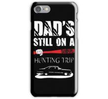 Negan Winchester's Hunt Trip iPhone Case/Skin