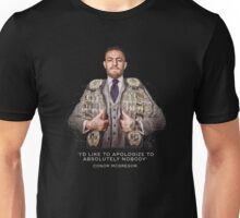McGregor - 2 Belts Unisex T-Shirt