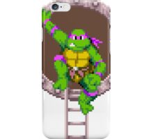 Don hanging out iPhone Case/Skin