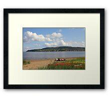 Brodick Framed Print