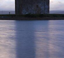 Lochranza Castle by Jonathan Cox