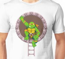 Mikey hanging out Unisex T-Shirt