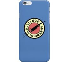 Alliance Normandy iPhone Case/Skin