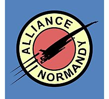 Alliance Normandy Photographic Print
