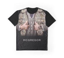 McGregor - Two Belts Graphic T-Shirt
