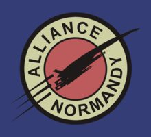 Alliance Normandy by Adho1982