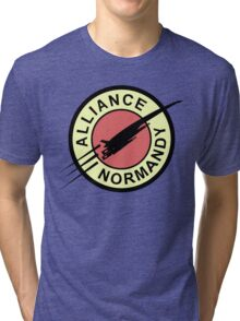 Alliance Normandy Tri-blend T-Shirt