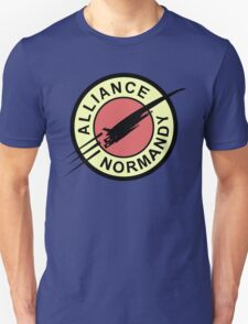Alliance Normandy Unisex T-Shirt