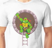 Raph hanging out Unisex T-Shirt