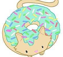 Doughcat meow by Bantambb
