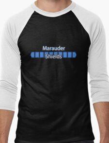 Marauder Shields Men's Baseball ¾ T-Shirt