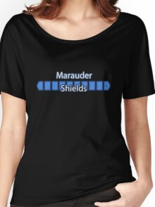 Marauder Shields Women's Relaxed Fit T-Shirt