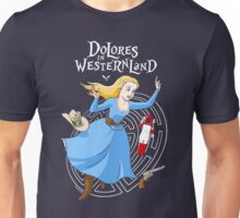 Dolores in Westernland Unisex T-Shirt