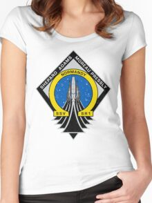 The Last Mission Women's Fitted Scoop T-Shirt