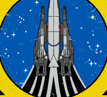 The Last Mission Sticker
