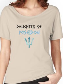 daughter of poseidon Women's Relaxed Fit T-Shirt