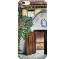 Plovdiv Old Town iPhone Case/Skin