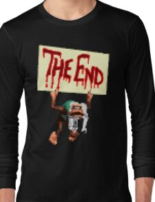 The End Long Sleeve T-Shirt
