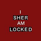 SHERLOCKED TEES, IPCS, PILLOW, TOTE BAG by iTeeDept