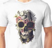 Garden Skull Unisex T-Shirt