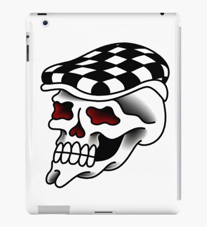 Bostonian Working-class Skull iPad Case/Skin