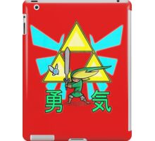 The Hero in Green iPad Case/Skin