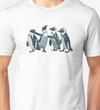 penguin party Unisex T-Shirt