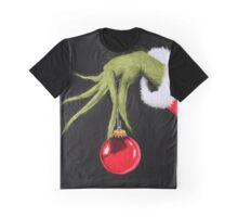 Merry Christmas from mister Grinch Graphic T-Shirt