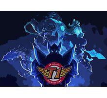 SK Telecom T1 K - WORLD CHAMPIONSHIP SKINS Photographic Print