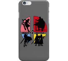 SWORDS READY 4 BATTLE iPhone Case/Skin