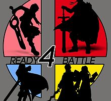 SWORDS READY 4 BATTLE by Team-AGP2014