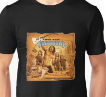 Airbourne No Guts No Glory Unisex T-Shirt