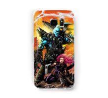 "Salty Roo ""Mutant Eradication"" Samsung Galaxy Case/Skin"
