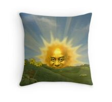 Ainsley Harriott - Rise and Shine Throw Pillow