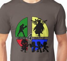 NEW COMERS READY 4 BATTLE Unisex T-Shirt
