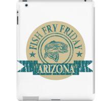ARIZONA FISH FRY iPad Case/Skin