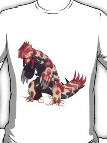 Only Primal Groudon (Pokemon Omega Ruby)  T-Shirt