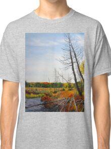 Autumn Swamp Classic T-Shirt